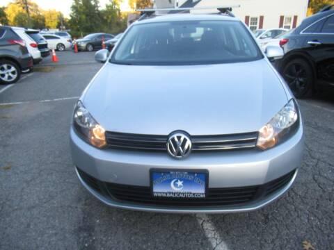 2013 Volkswagen Jetta for sale at Balic Autos Inc in Lanham MD