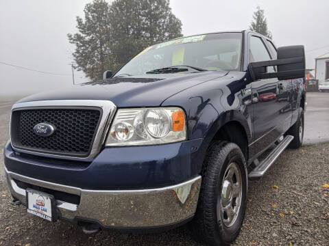2008 Ford F-150 for sale at M AND S CAR SALES LLC in Independence OR