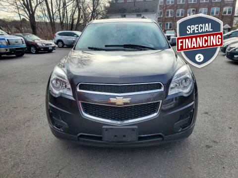 2015 Chevrolet Equinox for sale at Cars 4 U in Haverhill MA