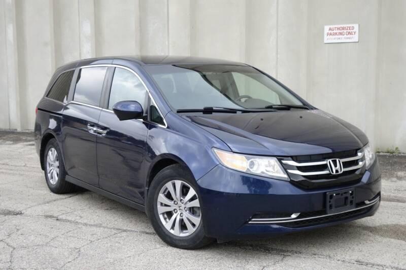 2014 Honda Odyssey for sale at Albo Auto in Palatine IL