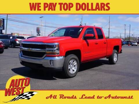 2018 Chevrolet Silverado 1500 for sale at Autowest Allegan in Allegan MI