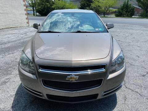 2010 Chevrolet Malibu for sale at YASSE'S AUTO SALES in Steelton PA