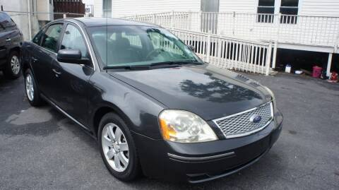 2007 Ford Five Hundred for sale at GM Automotive Group in Philadelphia PA