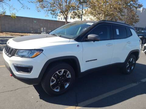 2017 Jeep Compass for sale at A.I. Monroe Auto Sales in Bountiful UT