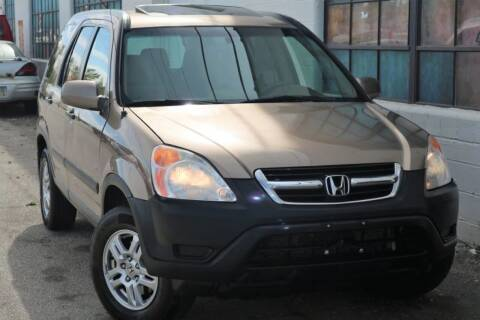 2004 Honda CR-V for sale at JT AUTO in Parma OH