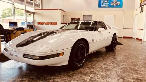 1993 Chevrolet Corvette for sale at TOP YIN MOTORS in Mount Prospect IL