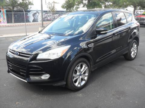 2013 Ford Escape for sale at T & S Auto Brokers in Colorado Springs CO