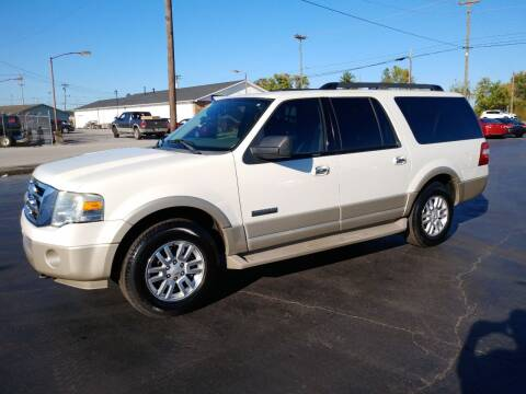 2008 Ford Expedition EL for sale at Big Boys Auto Sales in Russellville KY
