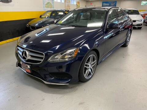 2015 Mercedes-Benz E-Class for sale at Newton Automotive and Sales in Newton MA