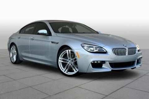 2016 BMW 6 Series for sale at CU Carfinders in Norcross GA