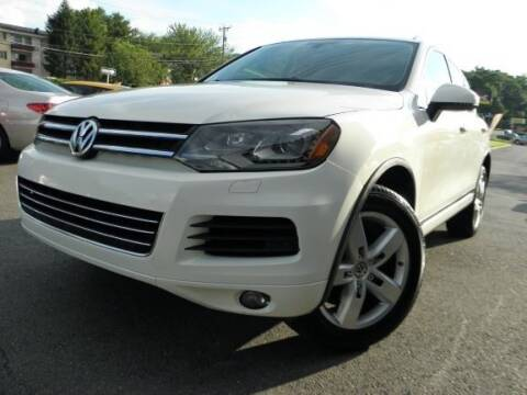 2012 Volkswagen Touareg for sale at DMV Auto Group in Falls Church VA