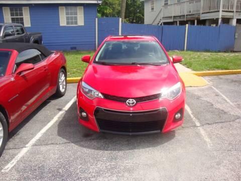 2016 Toyota Corolla for sale at Mikano Auto Sales in Orlando FL