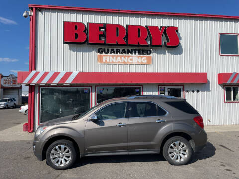 2010 Chevrolet Equinox for sale at Berry's Cherries Auto in Billings MT