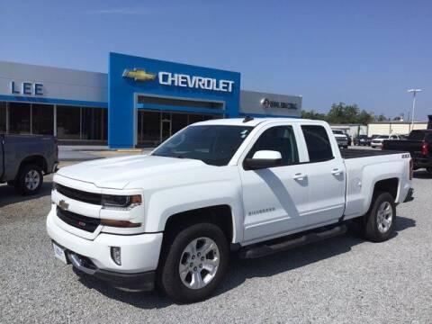 2019 Chevrolet Silverado 1500 LD for sale at LEE CHEVROLET PONTIAC BUICK in Washington NC