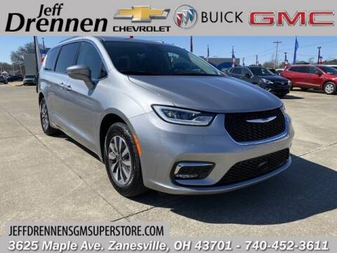 2021 Chrysler Pacifica for sale at Jeff Drennen GM Superstore in Zanesville OH