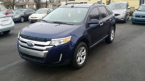 2011 Ford Edge for sale at Nonstop Motors in Indianapolis IN