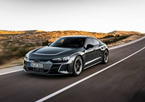 2022 Audi e-tron GT for sale at Diamante Leasing in Brooklyn NY