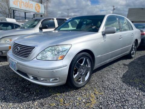 2006 Lexus LS 430 for sale at Universal Auto INC in Salem OR