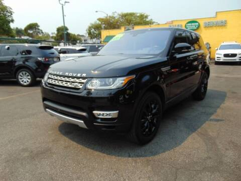 2016 Land Rover Range Rover Sport for sale at Santa Monica Suvs in Santa Monica CA