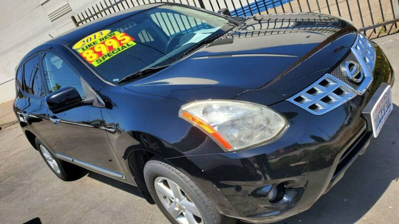 2013 Nissan Rogue for sale at Oxnard Auto Brokers in Oxnard CA
