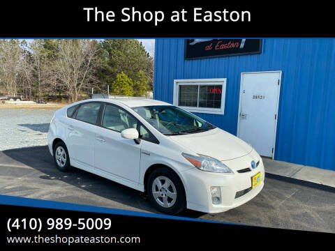 2010 Toyota Prius for sale at The Shop at Easton in Easton MD