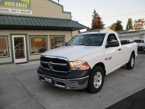 2017 RAM Ram Pickup 1500 for sale at Emerald City Auto Inc in Seattle WA