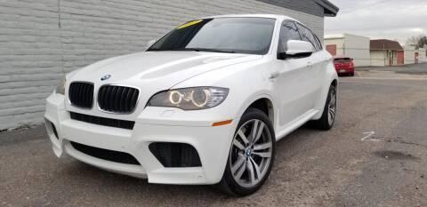 2012 BMW X6 M for sale at LA Motors LLC in Denver CO