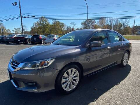 2014 Honda Accord for sale at Vantage Auto Group in Tinton Falls NJ