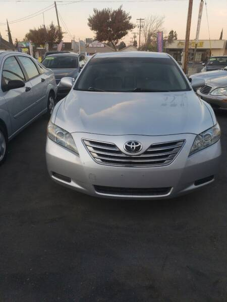 2008 Toyota Camry Hybrid for sale at Thomas Auto Sales in Manteca CA