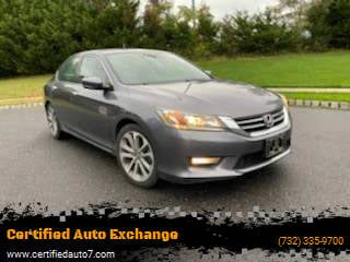 2014 Honda Accord for sale at Certified Auto Exchange in Keyport NJ