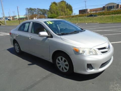 2013 Toyota Corolla for sale at Atlanta Auto Max in Norcross GA