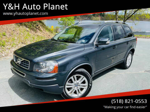 2011 Volvo XC90 for sale at Y&H Auto Planet in West Sand Lake NY