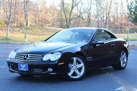 2006 Mercedes-Benz SL-Class for sale at Quality Auto in Manassas VA