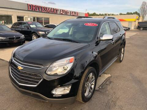 2017 Chevrolet Equinox for sale at DriveSmart Auto Sales in West Chester OH