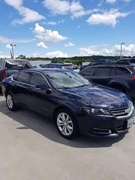 2017 Chevrolet Impala for sale at Washington Auto Credit in Puyallup WA