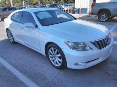 2007 Lexus LS 460 for sale at Empire Automotive Group Inc. in Orlando FL