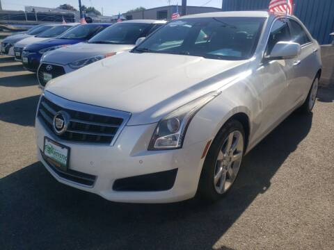 2014 Cadillac ATS for sale at Artistic Auto Group, LLC in Kennewick WA