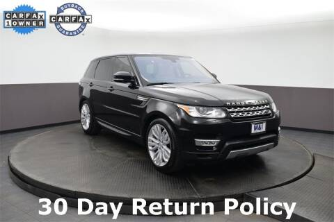 2016 Land Rover Range Rover Sport for sale at M & I Imports in Highland Park IL
