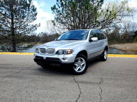 2005 BMW X5 for sale at Excalibur Auto Sales in Palatine IL