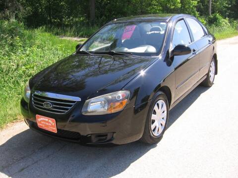 2009 Kia Spectra for sale at Durham Hill Auto in Muskego WI