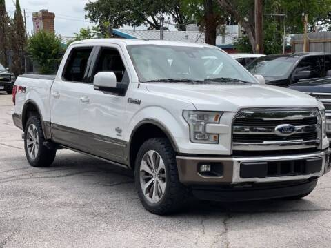 2015 Ford F-150 for sale at AWESOME CARS LLC in Austin TX