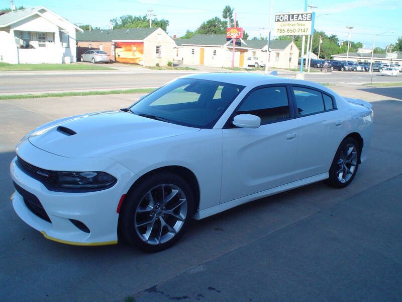 2020 Dodge Charger for sale at World of Wheels Autoplex in Hays KS