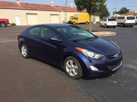 2013 Hyundai Elantra for sale at AFS Ohio in Grove City OH