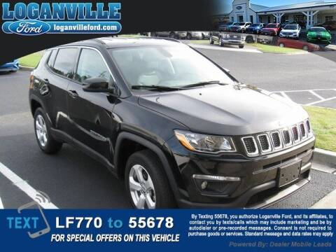 2018 Jeep Compass for sale at Loganville Quick Lane and Tire Center in Loganville GA