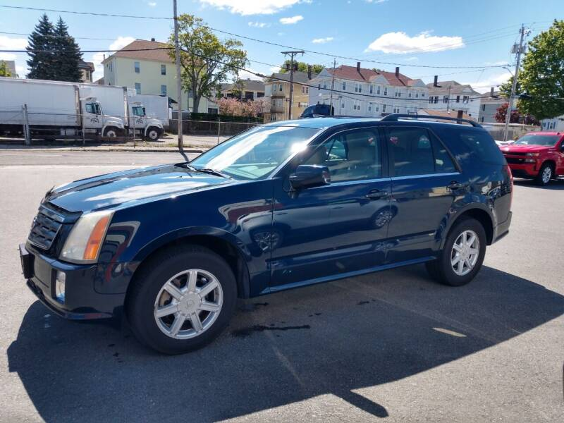 2004 Cadillac SRX for sale at A J Auto Sales in Fall River MA