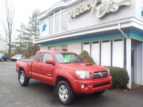 2010 Toyota Tacoma for sale at Nicky D's in Easthampton MA