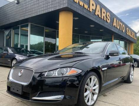 2015 Jaguar XF for sale at Pars Auto Sales Inc in Stone Mountain GA