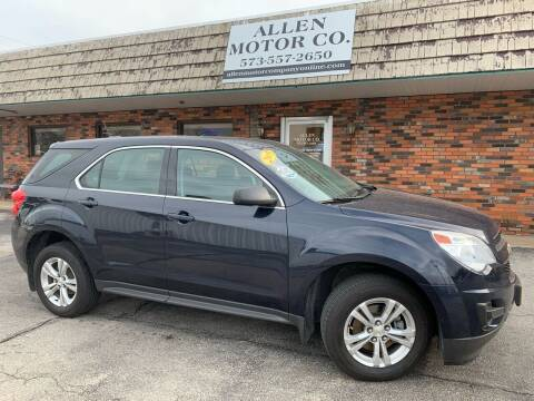 2015 Chevrolet Equinox for sale at Allen Motor Company in Eldon MO