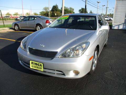 2005 Lexus ES 330 for sale at Ringa Auto Sales in Arlington Heights IL