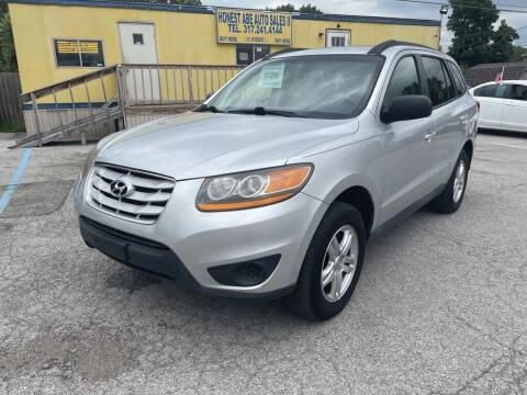 2011 Hyundai Santa Fe for sale at Honest Abe Auto Sales 2 in Indianapolis IN